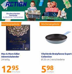 Angebote von Möbel & Wohnen im Action Prospekt ( 4 Tage übrig)