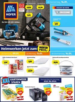 Hofer Katalog in Graz ( Abgelaufen )