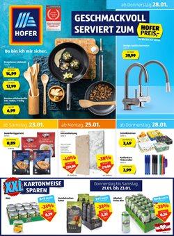 Hofer Katalog ( 3 Tage übrig )