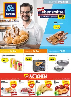 Hofer Katalog ( Gestern veröffentlicht )