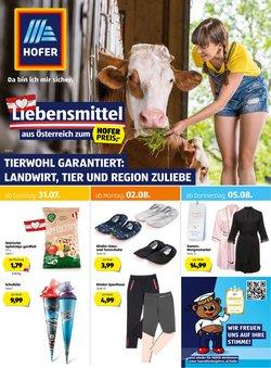 Hofer Katalog ( 6 Tage übrig)