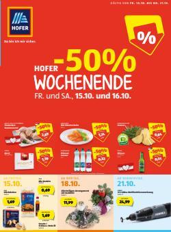 Hofer Katalog ( 5 Tage übrig)