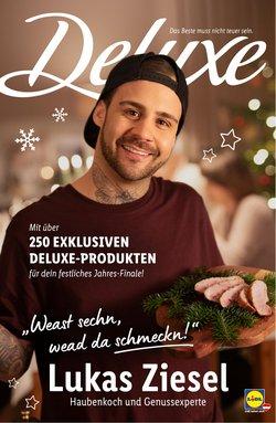 Angebote von Weihnachten im Lidl Prospekt ( 27 Tage übrig)