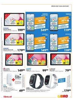 Angebote von Samsung im Libro Prospekt ( Läuft heute ab)