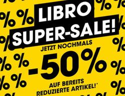 Angebote von Bücher und Schreibwaren im Libro Prospekt in Ebreichsdorf