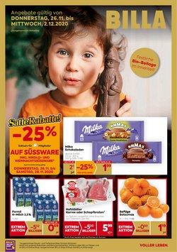 Angebote von Supermärkte im Billa Prospekt in Mödling ( 3 Tage übrig )