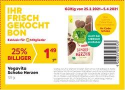Angebote von Supermärkte im Billa Prospekt ( 13 Tage übrig )