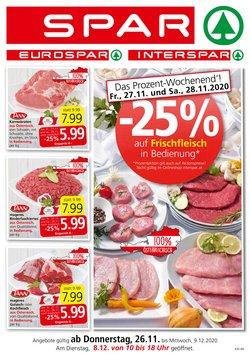 Angebote von Supermärkte im Spar Prospekt in Mödling ( 10 Tage übrig )