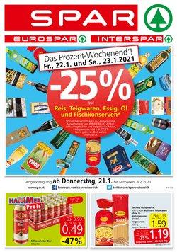Spar Katalog ( Gestern veröffentlicht )