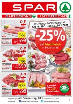 Spar Katalog in Graz ( Gestern veröffentlicht )