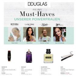 Angebote von Drogerien & Parfümerien im Douglas Prospekt in Wien ( 7 Tage übrig )