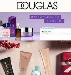 Angebote von Drogerien & Parfümerien im Douglas Prospekt ( Gestern veröffentlicht)