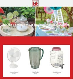 KiK Katalog ( 6 Tage übrig)