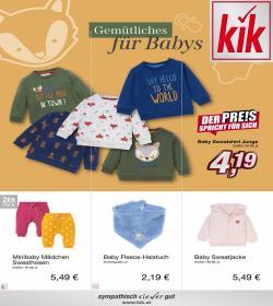 KiK Katalog ( 5 Tage übrig)