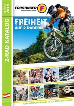 Angebote von Auto, Motorrad & Zubehör im Forstinger Prospekt in Wien