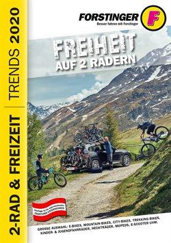 Angebote von Auto, Motorrad & Zubehör im Forstinger Prospekt in Wien ( Mehr als 30 Tage )