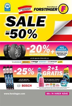 Angebote von Auto, Motorrad & Zubehör im Forstinger Prospekt in Graz ( 9 Tage übrig )
