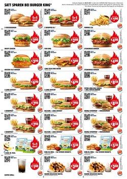 Burger King Katalog ( Abgelaufen )
