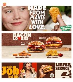 Angebote von Restaurants im Burger King Prospekt ( 4 Tage übrig)