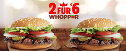 Angebote von Restaurants im Burger King Prospekt in Ebreichsdorf