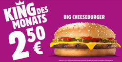 Angebote von Restaurants im Burger King Prospekt in Wörgl