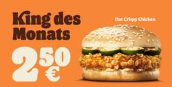 Burger King Gutschein ( 7 Tage übrig )