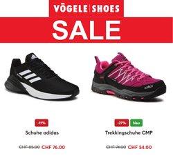 Angebote von Vögele Shoes im Vögele Shoes Prospekt ( 11 Tage übrig)