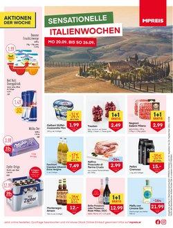 Angebote von Supermärkte im MPreis Prospekt ( Neu)