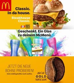 Angebote von McDonald's im McDonald's Prospekt ( 7 Tage übrig)