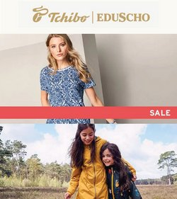 Angebote von Tchibo Eduscho im Tchibo Eduscho Prospekt ( 6 Tage übrig)