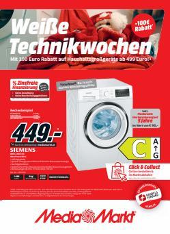 Angebote von Elektronik im Media Markt Prospekt ( Gestern veröffentlicht)