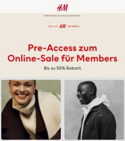 H&M Katalog ( 7 Tage übrig)