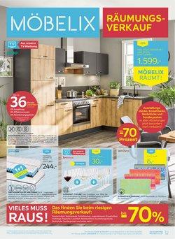 Angebote von Möbel & Wohnen im Möbelix Prospekt ( Neu)