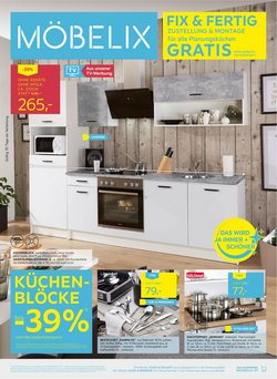 Möbelix Katalog ( Gestern veröffentlicht)