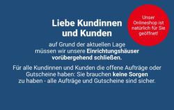 Möbelix Gutschein ( 14 Tage übrig )