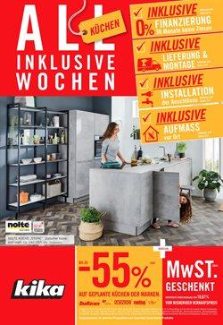 Angebote von Möbel & Wohnen im kika Prospekt in Wien ( 4 Tage übrig )