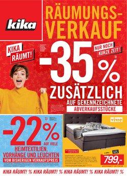 kika Katalog ( Läuft heute ab )