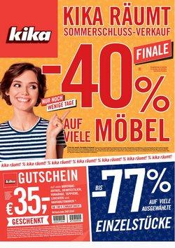 kika Katalog ( 6 Tage übrig)