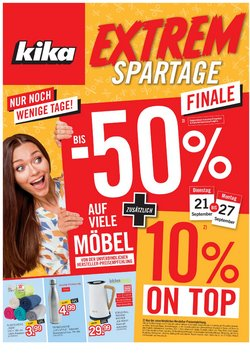 kika Katalog ( Gestern veröffentlicht)