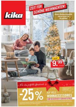 kika Katalog ( Neu)