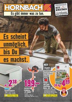 Angebote von Hornbach im Hornbach Prospekt ( 8 Tage übrig)