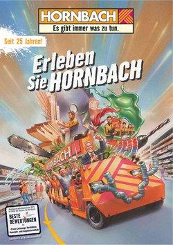 Angebote von Baumärkte & Gartencenter im Hornbach Prospekt ( Läuft heute ab)