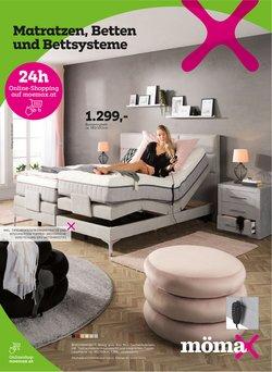 Angebote von Möbel & Wohnen im Mömax Prospekt in Steyr ( 24 Tage übrig )