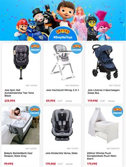 Angebote von Spielzeug & Baby im Smyths Toys Prospekt in Graz ( 12 Tage übrig )