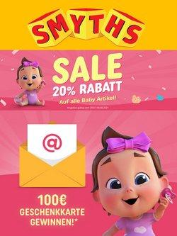 Angebote von Smyths Toys im Smyths Toys Prospekt ( Gestern veröffentlicht)