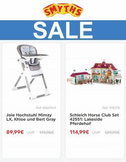 Angebote von Spielzeug & Baby im Smyths Toys Prospekt ( Neu)