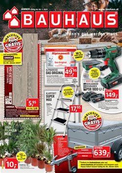 Angebote von Baumärkte & Gartencenter im Bauhaus Prospekt in Wels ( 11 Tage übrig )