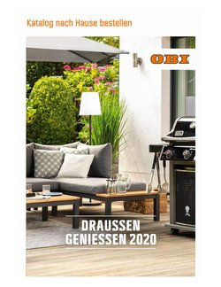 Angebote von Baumärkte & Gartencenter im OBI Prospekt in Eferding ( Mehr als 30 Tage )