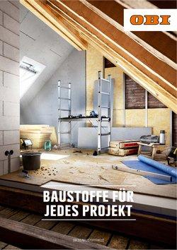 Angebote von Baumärkte & Gartencenter im OBI Prospekt in Wels ( Mehr als 30 Tage )