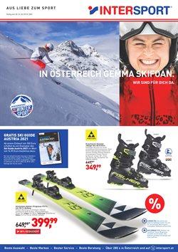 Intersport Katalog in Wien ( Abgelaufen )